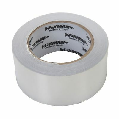 Aluminium Reflective Foil Jointing Join Gap Tape 50mm x 45m