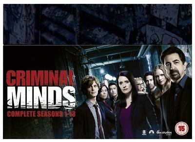 CRIMINAL MINDS Series 1-13 SEALED/NEW complete season 8717418537975