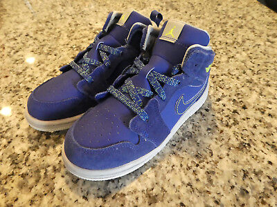 83aa83dfe9a4a8 JORDAN 1 MID GT Toddlers Nike TD shoes sneakers new 644507 407 ...