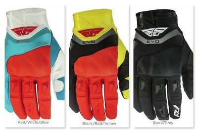 Fly Racing Evolution 2.0 (369) Motorcycle Gloves *Various Colors and Sizes