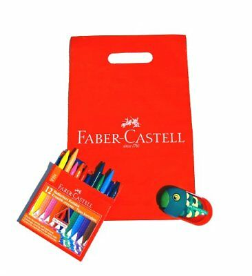 FABER-CASTELL COSTUME CALZE ADULTI (FCPARTY2) Nuovo Giocattolo 5020172246094