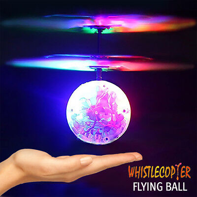 Flying Ball Toy Infrared Induction Helicopter 1 (NEW) Ball  Free Ship $5.21