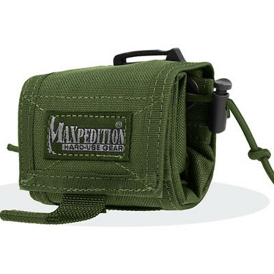 Maxpedition Rollypoly Folding Unisex Pouch Dump - Od Green One Size