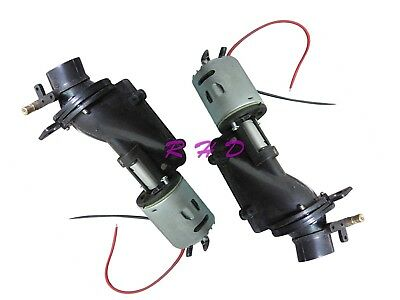 2x  NQD 757-6024 RC Boat Turbo JET Part with Motorx1 6024 Propller x1 B
