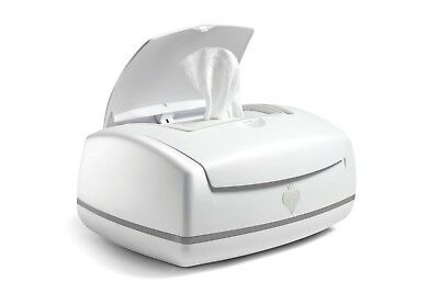 Baby Wipes Warmer EXCELLENT Quality EPA Approved Anti-Microbial White/Grey