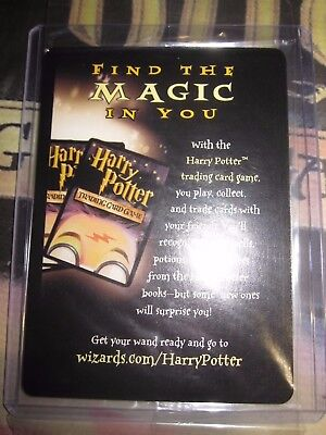 Harry Potter Trading Card Game Tcg 5 Points From Gryffindor Sealed Promo Mint