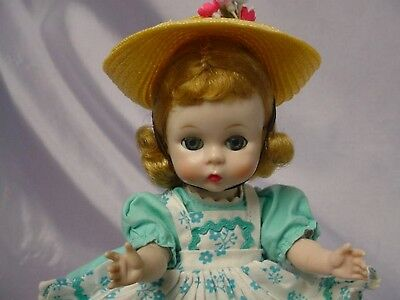 MADAME ALEXANDER-kins  SLW Blonde 1955 DOLL CLASSY