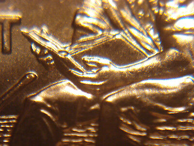 2009 P Lincoln Formative Years Extra Thumb Doubled Die LP2 Error WDDR-002 FS-804