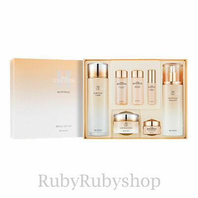 [MISSHA] Time Revolution Nutritious Special Gift 3Set [RUBYRUBYSTORE]