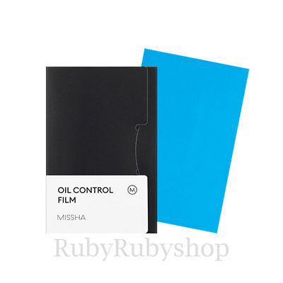 [MISSHA] Oil Control Film - 3pack / Color Random [RUBYRUBYSTORE]