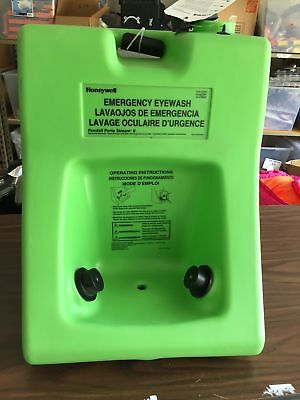 Honeywell Emergency Eyewash Fendall Porta Stream II