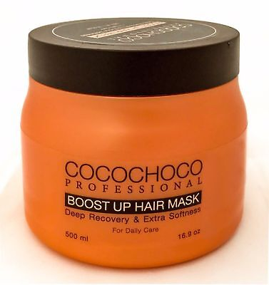 COCOCHOCO Boost up mask 500ml / 17 fl oz / Deep Recovery Extra Softness
