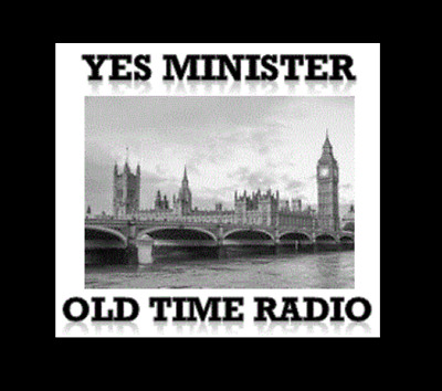 YES MINISTER 21 OLD TIME RADIO SHOWS MP 3 CD otr comedy