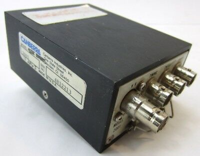 Canberra Industries Model 2001 Detector/Preamplifier