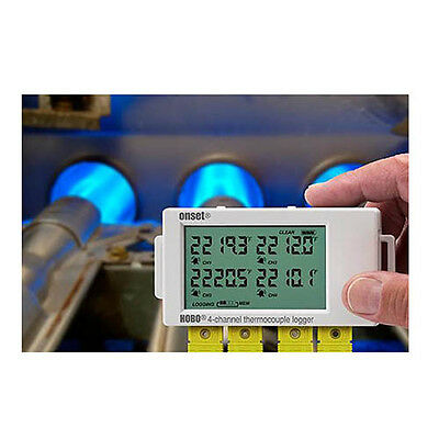 Onset UX120-014M, HOBO 4-Channel Thermocouple Data Logger