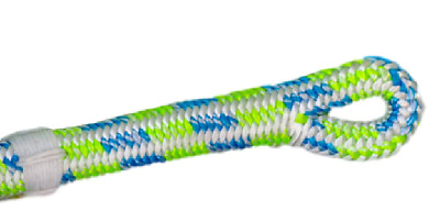 Samson Voyager Cool Tree Climbing Rope, Spliced Eye, Multiple Lengths Available