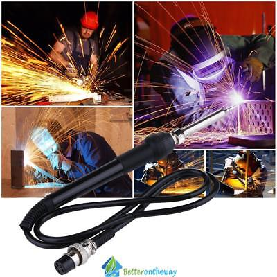 50W 24V Soldering Iron Handle Tool 900M-T-I Tip Station 5pin Welding 852D 853D