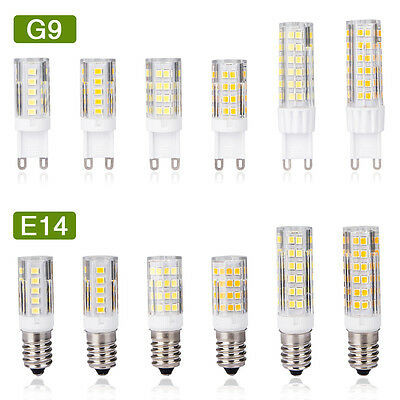 G9/E14 3W 5W 7W LED Corn Bulbs Mini Capsule 2835 SMD Light Replace Halogen Lamp