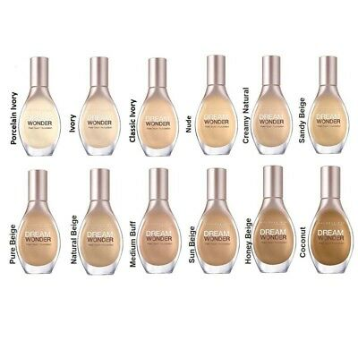Maybelline Dream Wonder Nude Foundation - Choose a shade