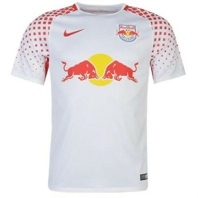 Nike RB Salzburg Clubs Football Home Tricot Jersey Men's Shirt 2017 2018 NEW