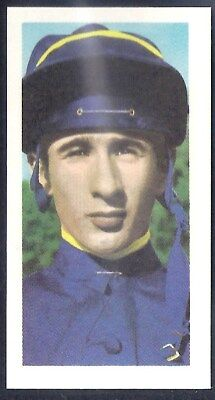 Barratt-Famous Sportsmen-#39- Horse Racing - Johnson