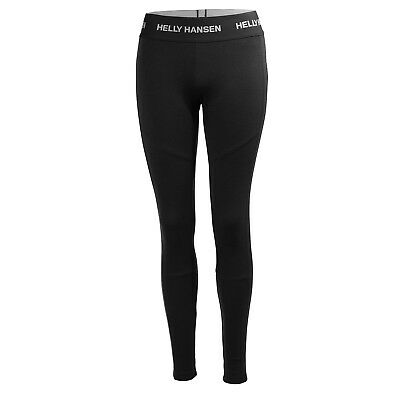 Helly Hansen Women's Lifa Merino Pant - Black