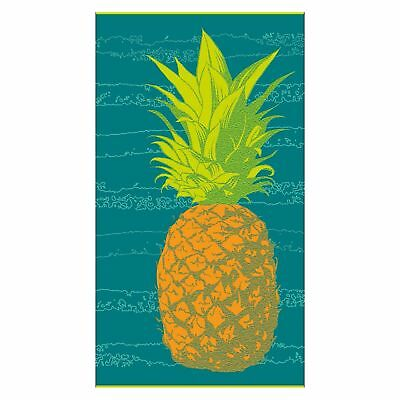 """Member's Mark Adult Beach Towel 40"""" x 72"""" 100% cotton exclusive of decoration"""