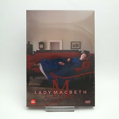 Lady Macbeth (2017, DVD) Slip Case Edition