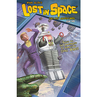 Lost In Space: The Lost Adventures #2 Cover A VF-NM American Gothic Press