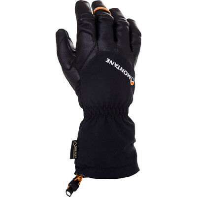 Montane Icemelt Thermo Mens Gloves - Black All Sizes