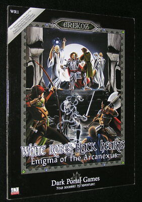 D20 WR1 - White Robes, Black Hearts Adventure