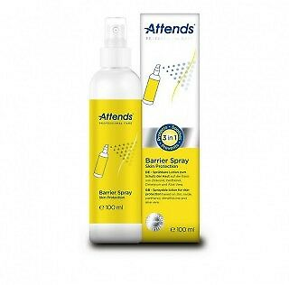 Pflege-Lotion zum Sprühen Attends Barrier Spray Skin Protection (100 ml)