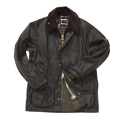 Barbour Mens Classic Bedale Wax Jacket Mwx0018Sg91 Color: Sage (Size: 30)