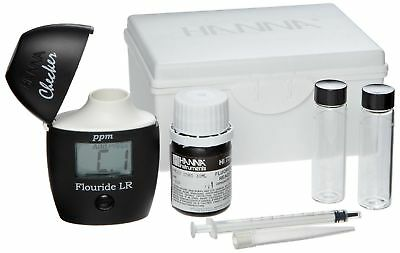 Hanna Instruments HI729 Low Range Fluoride Colorimeter – Checker® HC
