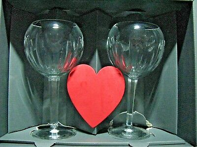 "Waterford Millennium GOBLETS 8""  WHOLESALE LOT of 31 or 1 Balloon shape  $55 ea"