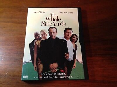 The Whole Nine Yards - Bruce Willis & Matthew Perry DVD