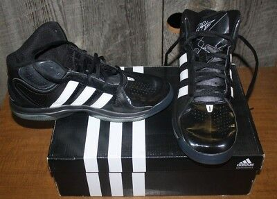 the best attitude d663f 8a811 Nib Adidas Adipower Dwight Howard G20281 Mens Size 10 Blackgrey Free  Shipping