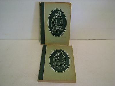 The Merry Adventures of Robin Hood  Board of Ed  City New York 1949 VOL 1 & 2