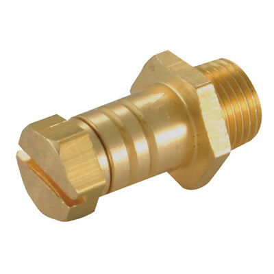 "Wade Brass Compression Fittings - 1/8"" Test Point Fitting 9-00905"