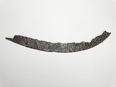 FINE ANCIENT CELTIC IRON SCYTHE 3-2 BC  La Tène culture