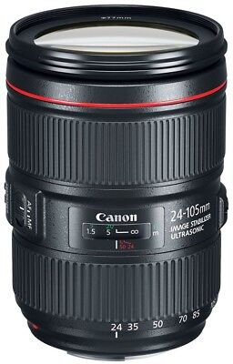 Canon EF 24-105mm 1: 4,0 L IS USM II