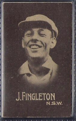 Australian Licorice-Australian Cricket Ers 1931- Fingleton