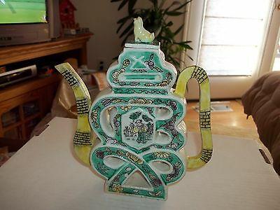 Rare antique Chinese wine pot
