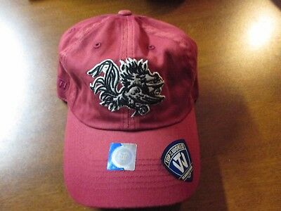 best deals on 0ac0a 5dc2e South Carolina (Gamecocks) Hat By (Top Of The World) Strapback Nwt Red