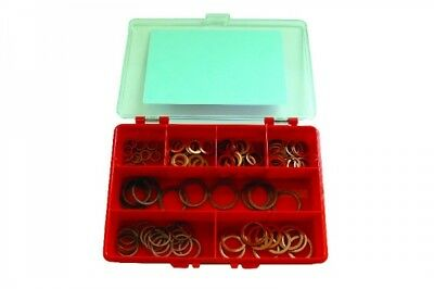 CWMB01 Copper Washer Kit - To Suit Metric Threads