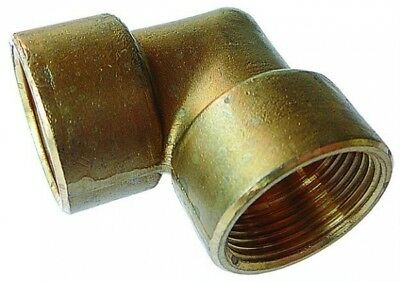 """CIL10 ITM Brass Elbow Connector Tube O/D 5/8"""" Equivalent 34006008"""