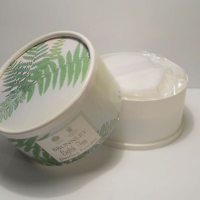 Bronnley English Fern Farn Dusting Powder Körperpuder 75 g