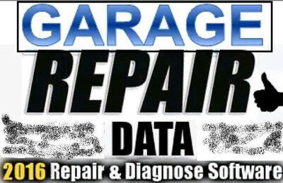 Garage Data / Car /auto / 2016 (Neueste)
