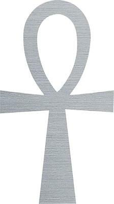 Sticker Ancient Egypt Old Egyptian Ankh cross Life Silver