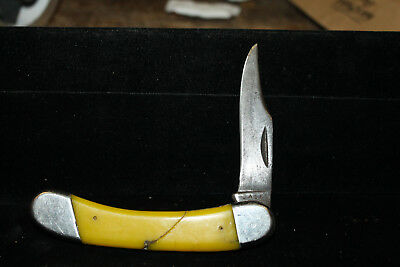 1940-1964 CASE XX SHARK TOOTH Blade in a different handle Blade for parts